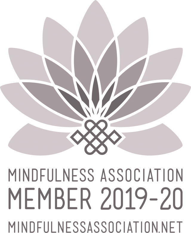2019-2020 Mindfulness Association Membership logo