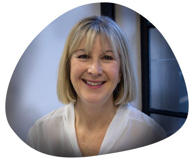 Guest tutor Karen Barr